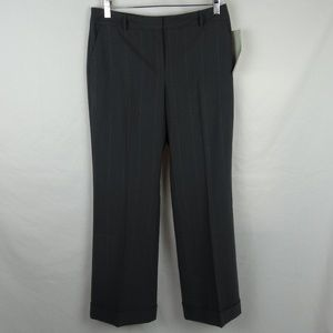 Jones New York Pinstripe Dress Pants Petite 4P